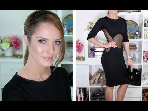 OOTN Little Black Dress!