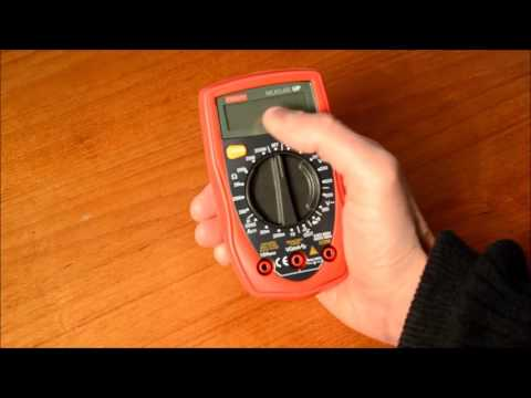 ETEKCITY MSR R500 Digital MultimeterReview