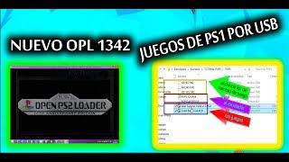 Instalar y actualizar OPL para PS2 AUTOEJECUTABLE ultima