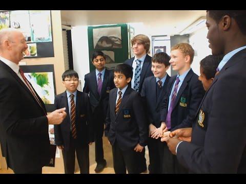 Invictus Poem - Dartford Grammar School