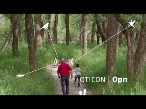 Audiology First - Nature - Oticon Opn :30