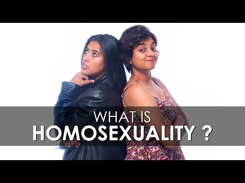 India Reacts: What is Homosexuality?