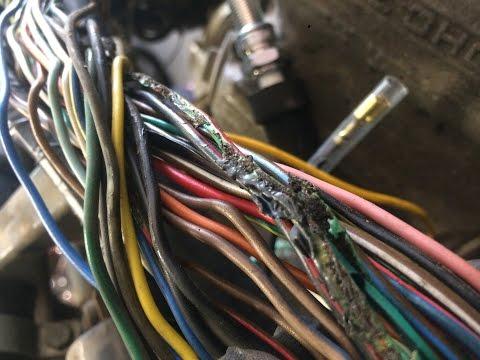 Motorcycle Wiring: Hard-wiring