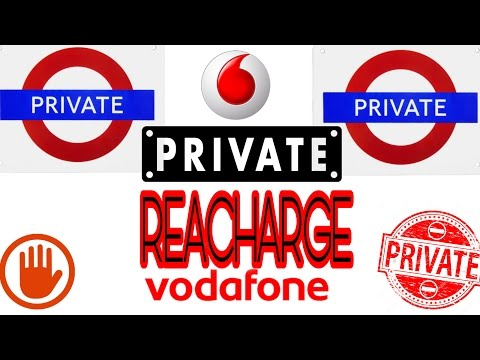 Good News For GIRLS  | Private Recharge Mode in INDIA | How To Get PRIVATE Number
