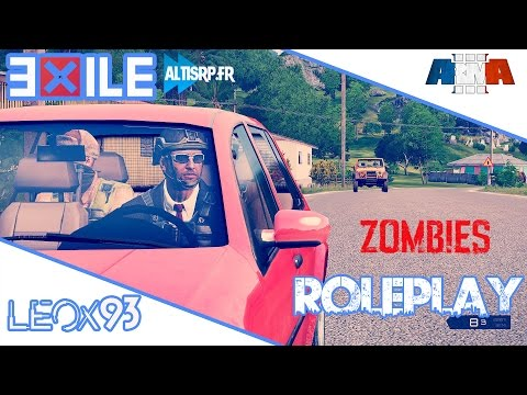 ON NOUS SUIT - EXILE RôlePlay DayZ Tanoa  ArmA 3 FR #1