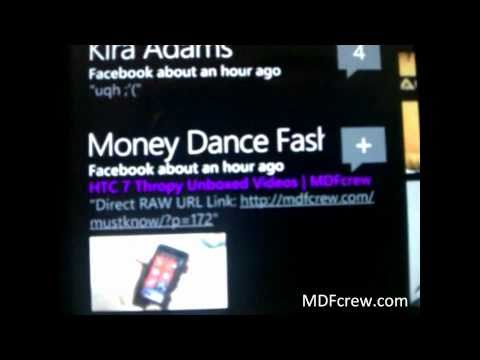 Watch Flash Youtube Videos from Windows Phone 7 Internet Explorer