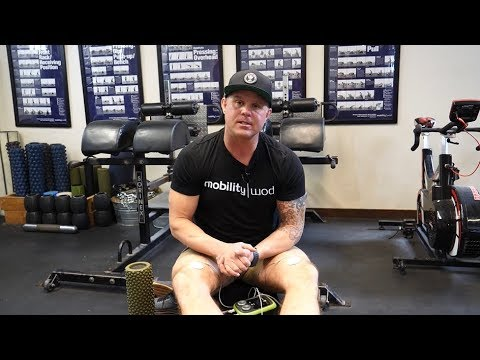 Quad/Leg Recovery Strategies with MobilityWOD