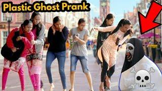 Plastic Ghost Prank || Gone Teribally Wrong || Prank Shala