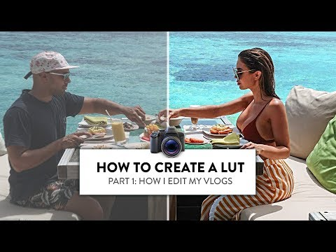 HOW TO CREATE A CUSTOM COLOR GRADE LUT IN ADOBE LIGHTROOM (PART 1: HOW I EDIT)