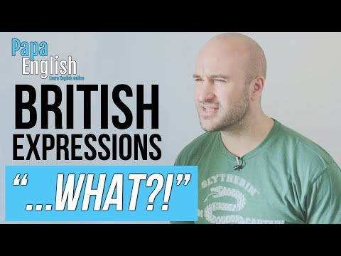 Best 5 British Expressions That Students Don't Understand! - Learn English Expressions