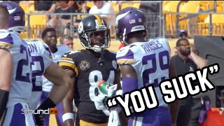 """NFL """"Funniest Mic'd Up"""" Moments of All Time"""