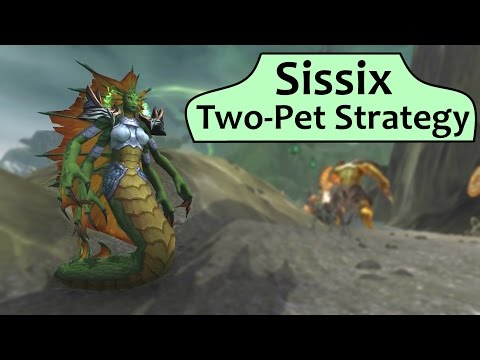 Sissix 2 Pet Strategy Guide