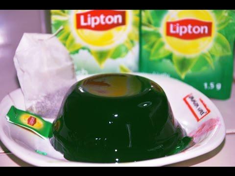 Lipton Green Tea Jelly