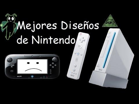Top 5 Mejores Diseños de Consolas (Nintendo) (Opinión)