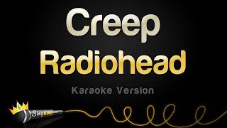 Radiohead - Creep (Karaoke Version)