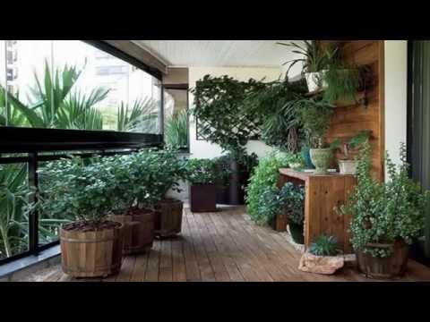 [Apartment Gardening] *Apartment Balcony Garden Ideas*