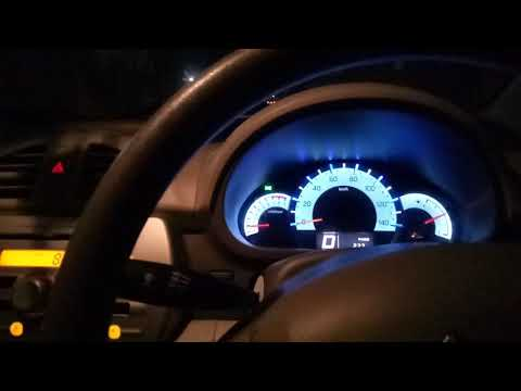 How to use the eco idle mode of suzuki alto