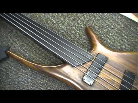 The Five String Electric Bass
