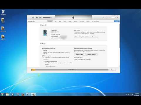 How To Check IMEI of iPhone On A Computer With iTunes