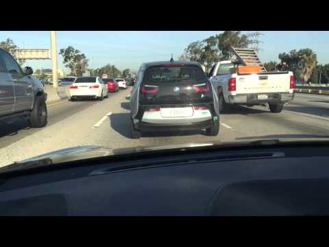 Autopilot in heavy stop and go traffic