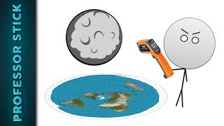 Flat Earthers Conduct and Fail Experiments on Moonlight