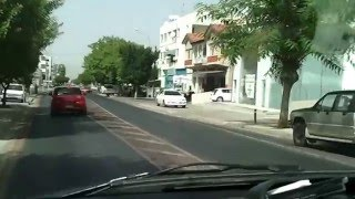 2014-09-24- Driving from Southern (Greece) to Northern (Turkey) Cyprus Island