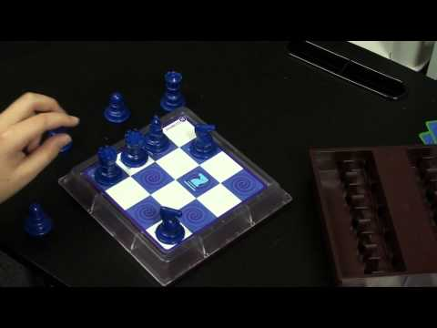 Solitaire Chess from ThinkGeek
