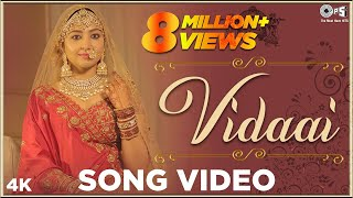 Vidaai Song - Bhoomi Trivedi, Parth Bharat Thakkar | Priya Saraiya, Hrishikesh | Gujarati Song 2020