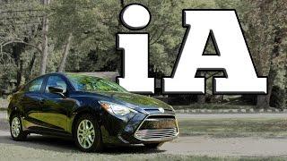 2016 Scion iA: Regular Car Reviews