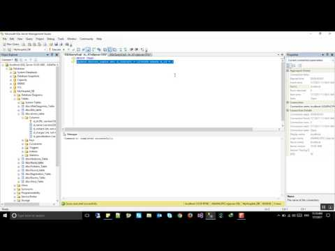 Simulating a deadlock in SQL Server