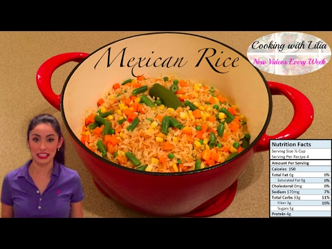 Mexican Rice - How to make Mexican Rice - Super Easy Mexican Rice Recipe - Spanish Rice