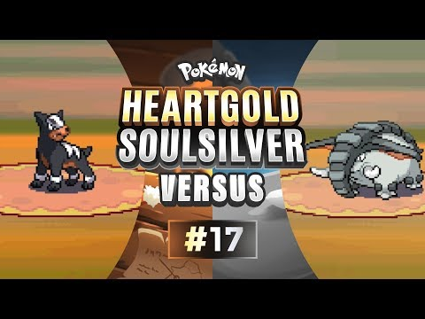 Pokemon HeartGold and SoulSilver Versus - EP17 | TOUGH TO SWALLOW
