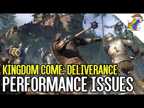 Kingdom Come: Deliverance Has Major PC Performance Issues
