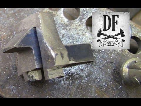 Blacksmithing Project - A Simple Nuremberg Box 7