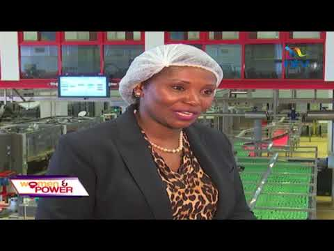 Women and Power: Julia Kiage-Otaya on venturing in manufacturing sector