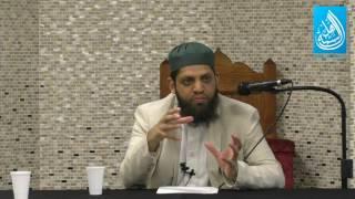 A Message To Sheikh Imran Hosein From Shaykh Asrar Rashid