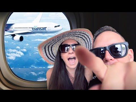 Air Transat Club Class Review