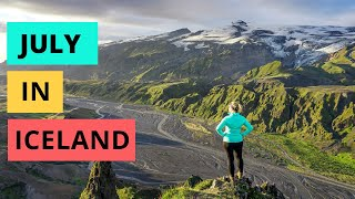 Download July in Iceland | ULTIMATE travel guide Video