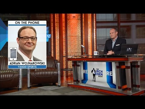 Adrian Wojnarowski of Yahoo Sports Talks NBA Draft & More on The RE Show - 6/23/25