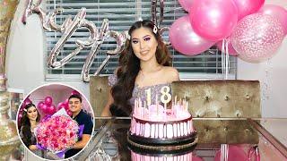 Celebrating My 18th Birthday!