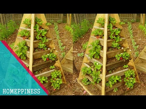 (MUST LOOK) 22+ Creative Wood Garden Planters For Your Lovely Garden
