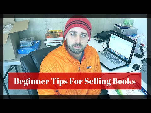 5 Beginner Tips For Selling Books on Amazon FBA
