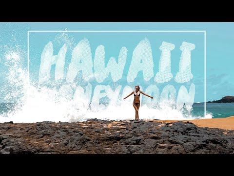 HAWAII HONEYMOON // Hawaii 2017