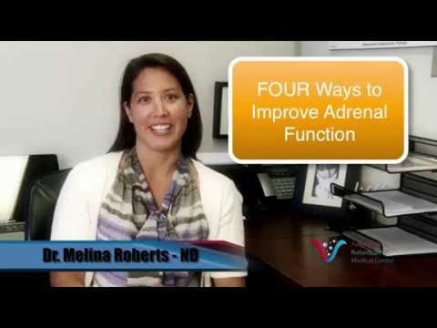 FOUR Ways to Improve Adrenal Function
