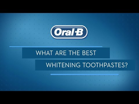 What are the Best Whitening Toothpastes?   Oral-B