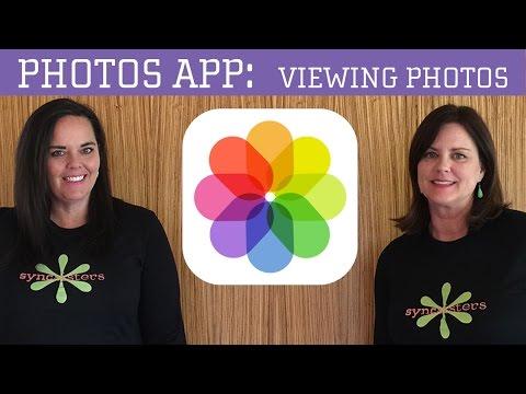 iPhone / iPad Photos App - Viewing Photos & Videos