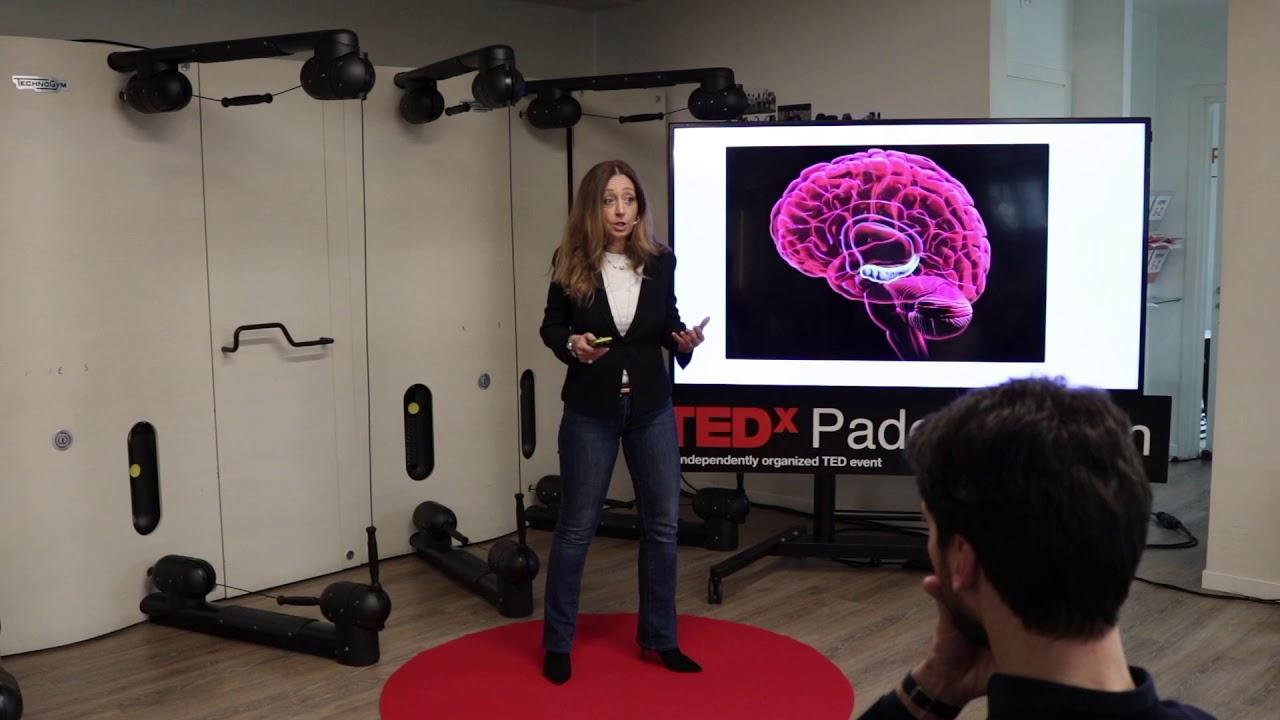 I misteri del nostro cervello e la plasticità cerebrale | Daniela Mapelli | TEDxPadovaSalon