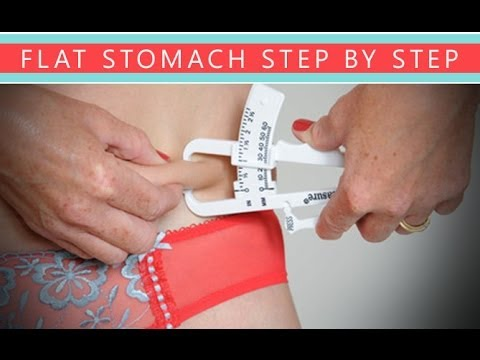 How to Get a Flat Stomach -- ULTIMATE STEP BY STEP GUIDE!!