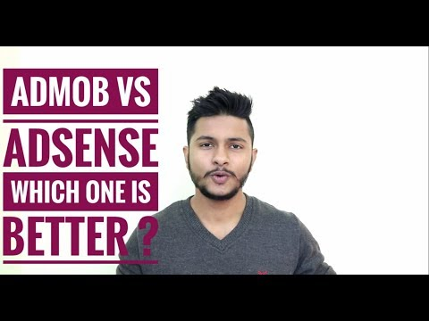 Admob VS AdSense : Which One is Better ?