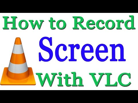 How to Record Computer Screen Using VLC Without Crush Problem